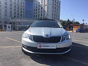 2017 Model 2. El Skoda Octavia 1.6 TDI Optimal - 20000 KM