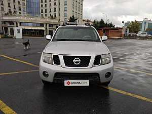 2012 Model 2. El Nissan Navara 2.5 TDI 4X4 SE - 270000 KM