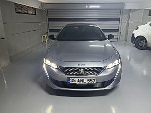 2020 MODEL 508 GT 225 BG 6600 KM FULL KAPALI GARAJ ARACI