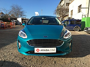 2018 Model 2. El Ford Fiesta 1.0 Trend - 18000 KM