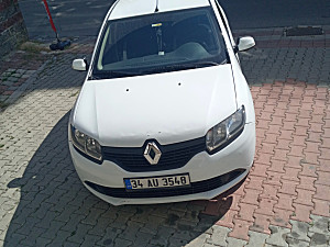 2013 Model 2. El Renault Symbol 1.5 dCi Joy - 145000 KM