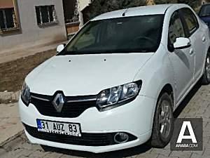 Öğretmenden Renault Symbol 1.2 Touch 53000km