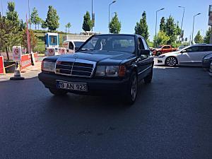 MERCEDES BENZ 190 E 2.0 BENZİN LPG OTOMOTİK SANROUF