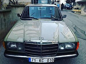 ACİLL GÜNCEL FOTOLAR 1983 W123 230E