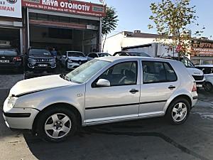 ÇALIŞIR YÜRÜR 2000 MODEL VW GOLF 1.9 TDI COMFORTLINE OV OTOMATİK