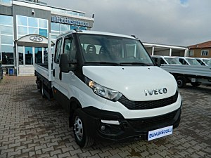2015 İVECO DAİLY 35C15 4100 ÇİFT KABİN