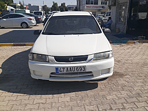 MAZDA 323 ARAC