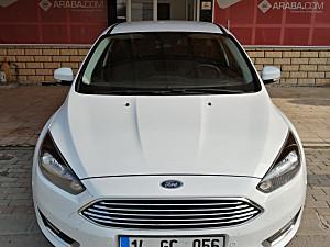 2015 Model 2. El Ford Focus 1.6 TDCi Titanium - 88000 KM