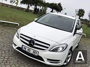 Mercedes - Benz B 180 BlueEFFiCiENCY Sport Otomatik