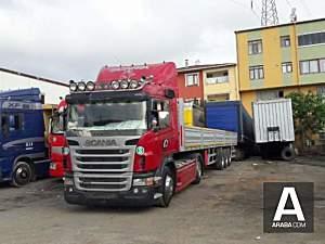 2010 G420 RETERDAR ÇİFT DEPO EURO5 BİLGİN TIR PAZARI