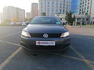 2013 Model 2. El Volkswagen Jetta 1.2 TSi Trendline - 53000 KM
