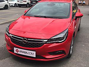 2016 Opel Astra 1.4 T Dynamic - 58300 KM