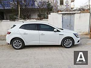 Renault Megane 1.5 dCi Touch Plus yakıt cimrisi