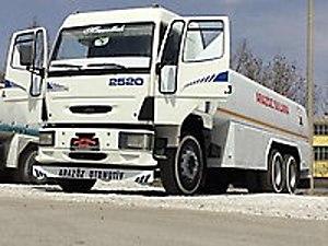 Su TANKERİ ARAZÖZ SATILIK... arazözotomotiv den Ford Trucks Cargo 2520 D18 SA   4x2