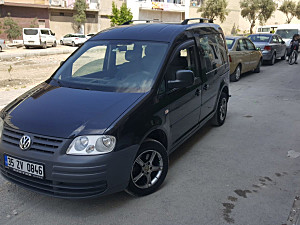 2008 MODEL VOLKSWAGEN CADDY