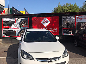 2017 Opel Astra 1.6 CDTI Elite - 102000 KM