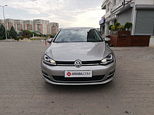 2015 Model 2. El Volkswagen Golf 1.4 TSI Highline - 96000 KM