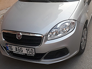 2015 FIAT LINEA 1.3 MULTIJET POP