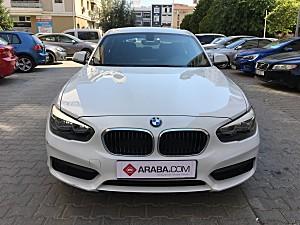 2018 BMW 1 Serisi 1.18i Pure - 63655 KM