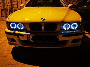 1999 BMW 5.23 IA ÇIFT VANOS