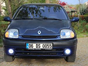 2000 MODEL DEĞIŞENSIZ 1.6 RXT CLIO