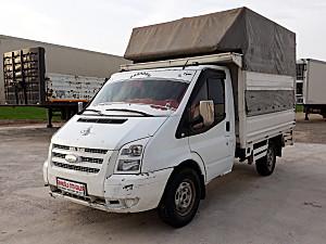 EMİNOĞLU OTOMATİV DEN 2007 MODEL FORD TRANSİT 330 S PİKAP BEYAZ