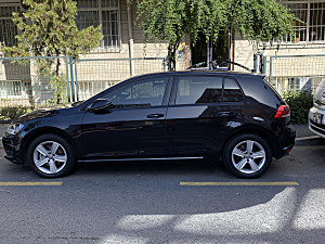 2015 GOLF DİZEL 1.6 MOTOR ARABA