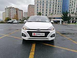 2019 Model 2. El Hyundai I20 1.4 MPI Jump - 10520 KM