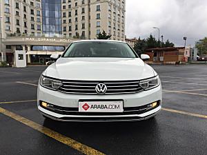 2017 Model 2. El Volkswagen Passat 1.4 TSi BlueMotion Comfortline - 118000 KM