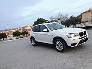 2015 35.000 KM IYI BİR BMW X3
