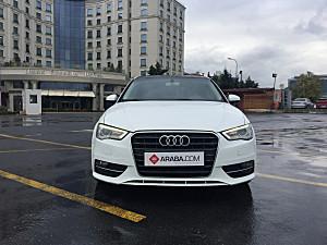 2015 Model 2. El Audi A3 1.6 TDI Ambition Sportback - 96000 KM