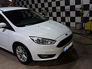 2016 MODEL FORD FOCUS 1.6 TREND X 73000 KM