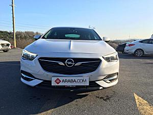 2017 Model 2. El Opel Insignia 1.5 T Grand Sport Enjoy - 74750 KM
