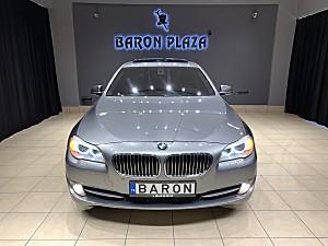 BARON PLAZA DAN 2011 BMW 520 -D PREMİUM HAFIZA - MAKAM PERDE