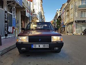 1997 MODEL TOFAŞ ŞAHIN S MASRAFSIZ TERTEMIZ.