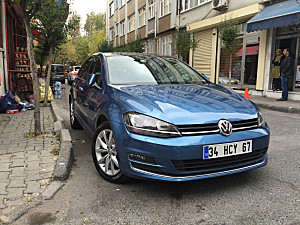 TEST VOLKSWAGEN GOLF 1.4 TSI HIGHLINE DSG