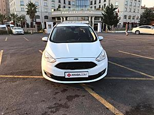 2016 Model 2. El Ford C-Max 1.6 TDCi Trend - 113000 KM