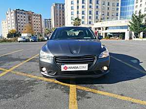 2016 Model 2. El Peugeot 301 1.6 HDi Active - 172000 KM