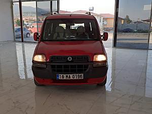 2001 MODEL FIAT DOBLO 1.9 DIZEL  YAYLA OTOMOTİV