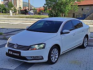 DEĞİŞENSİZ HASAR KAYITSIZ BAKIMLI DİZEL 2012 VW PASSAT 1 6 TDİ