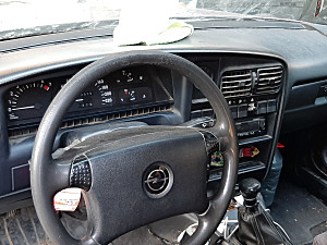 OPEL OMEGA 2.0 CD STATION WAGON 1994 MODEL LPG Lİ - KOMPLE SIFIR MOTOR YAPILDI