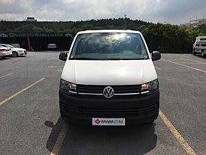 2017 Volkswagen Transporter 2.0 TDI Camlı Van - 56900 KM
