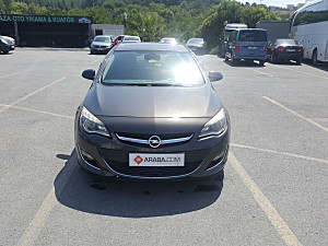2012 Opel Astra 1.3 CDTI ecoFLEX Cosmo - 143000 KM