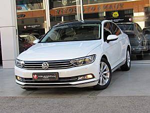 ASLANOĞLU PLAZA DAN 2016 VW PASSAT 1.6 TDİ COMFORTLİNE DSG CAM TAVAN