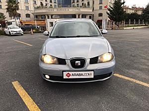 2005 Model 2. El Seat Ibiza 1.4 16V Signo - 168300 KM