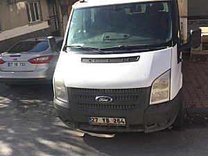 2012  ÇIFT KABIN TRANSIT KILIMALI ÇIFT HAVA YASTIKLI