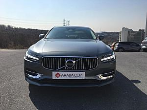 2018 Model 2. El Volvo S90 2.0 D D5 Inscription - 55000 KM
