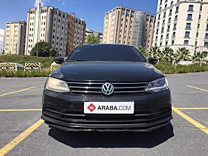 2015 Model 2. El Volkswagen Jetta 1.6 Comfortline - 161727 KM