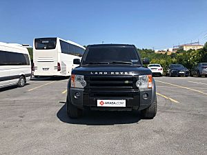 2007 Land Rover Discovery 2.7 TDV6 HSE - 283864 KM