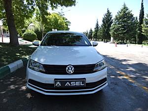 ASEL OTOMOTİV 2016 VW JETTA 1.2 TSİ TREND HATASIZ BOYASIZ